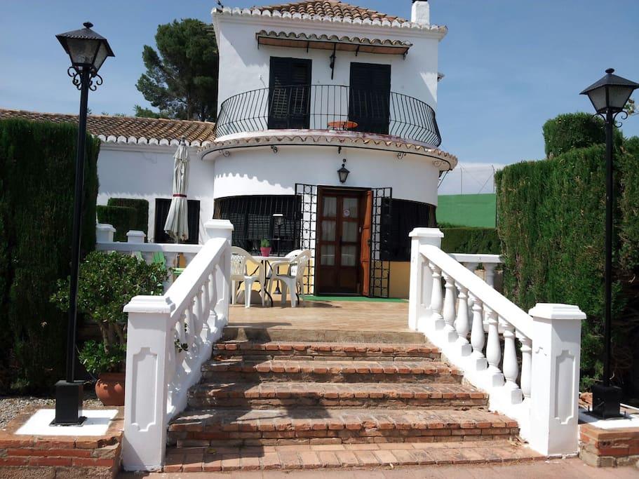 Chalet los iaios campo y ciudad casas en alquiler en - Casas en betera ...