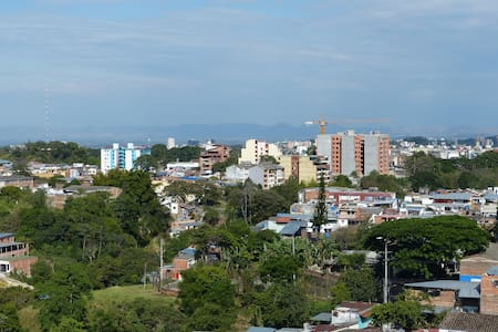 Apartamento impecable en Ibague-Pristine condition - Ibagué - Appartement