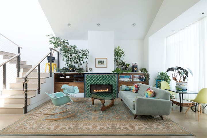 Modern Oasis, Heart of the Mission