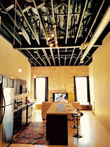 Modern Urban Living - Albuquerque - Lejlighed