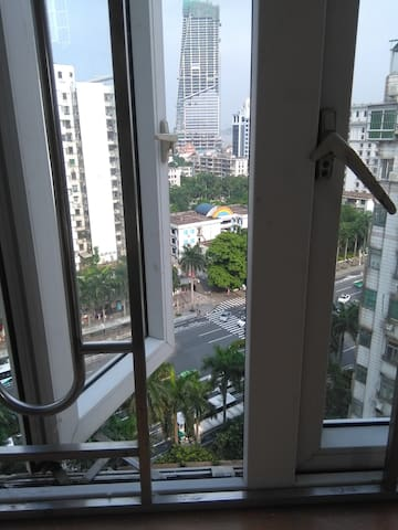 珠海拱北口岸花苑新村温馨家庭住宿 - Zhuhai - Dom
