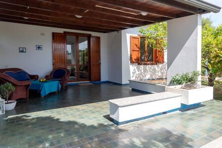 Costa Rei, villa Turquesa a 100 m dalla spiaggia
