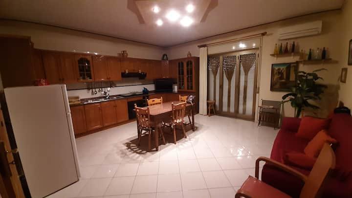 Appartamento per vacanze tra Siracusa e Catania