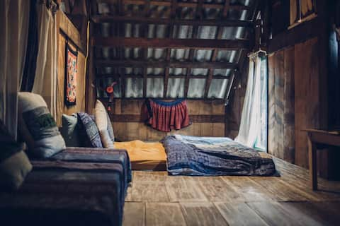 By the Creek - Attic Room #4