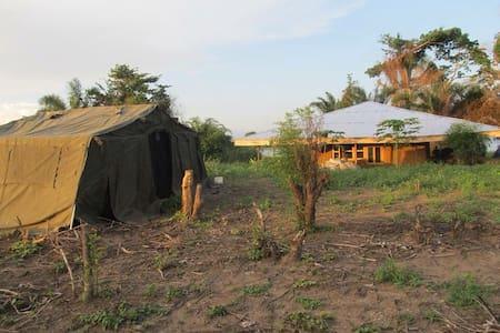 AtaKwame River Island Jungle Club - Ilha