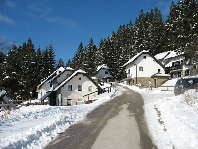 ROGLA NUNE 3 ski resort -2+2+(1)
