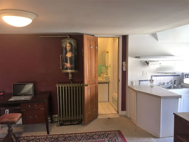 Brooklawn House - Bridgeport - Appartement