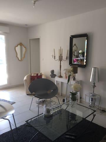 loue pour le Week end ou semaine appart F2 Montpel - Castelnau-le-Lez - Apartment