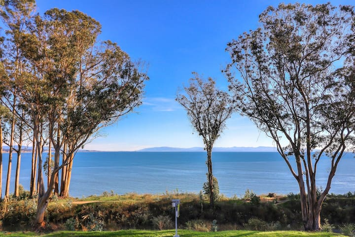 Capitola Home with a View