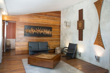 Ateliê: hospede-se com arte! - Maceió - Apartamento