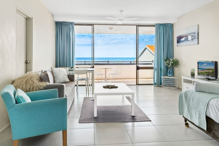 ❤️★OCEAN VIEW APARTMENT 9 ★ POOL ★ SPA ★WIFI★❤️