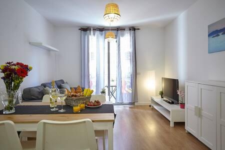 Apartamento Sol y Mar I 3 hab. 2 baños