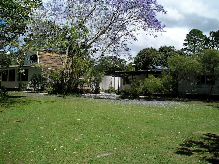 Iluka Rainforest Beach Shack Eco-Home