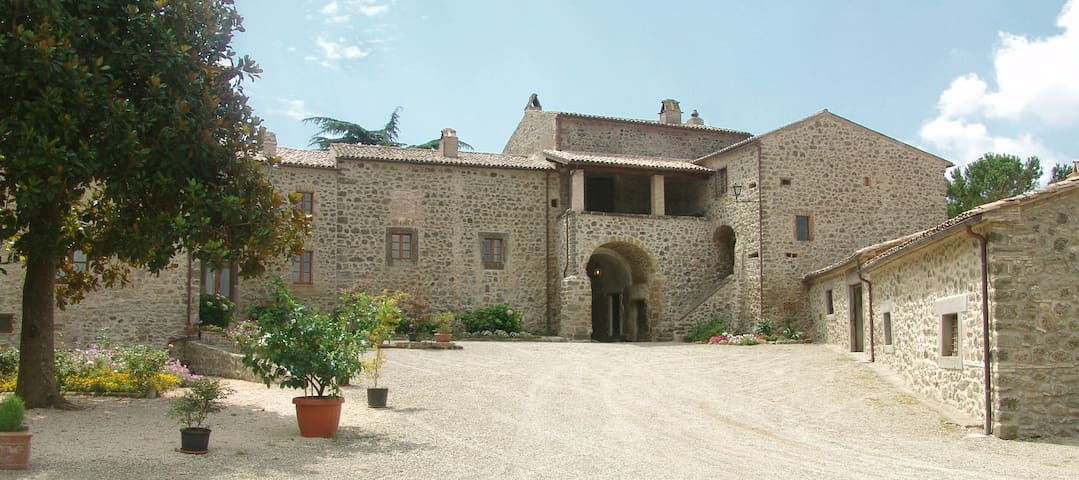 Casale Umbria tra Orvieto e Bolsena - Castel Giorgio - Apartment