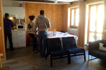 Winter holidays in Madesimo (up to 10 beds) - Madesimo - Hus
