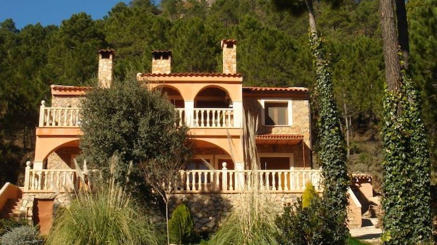 Calar II,  Río Mundo, turismo Rural de lujo - Riópar - House