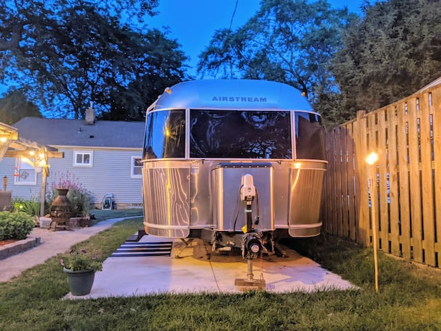 The Brew City AIRSTREAM!