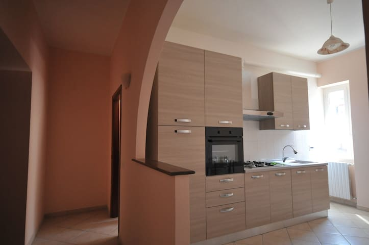 Lovely furnished flat near Rome