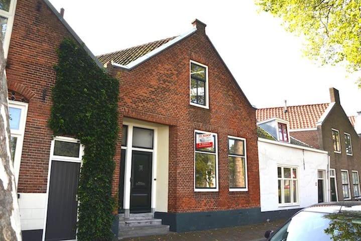 Nice cosy house in the center of Middelburg! - Middelburg - House