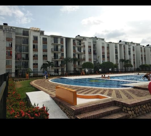 Confortable y Amplia habitacion con terraza