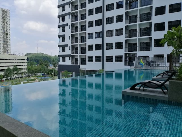 Single Bedroom near MSU/Glenmarie/Stadium/Sunway