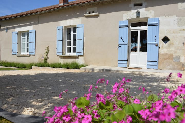 Vakantiehuis La Lande Maison@LadouceFrance