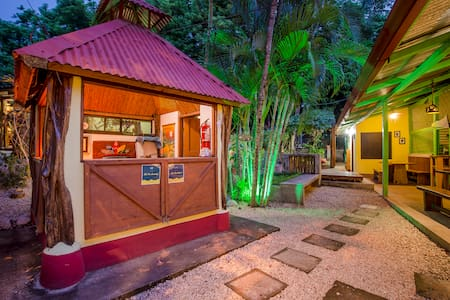 Indra Inn comfortable private room Playa Grande