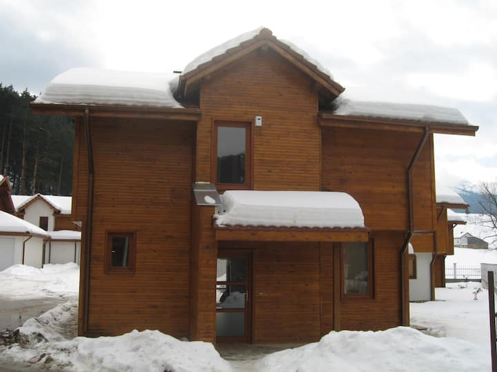 Ski chalet in beautiful Madzhare near Borovets