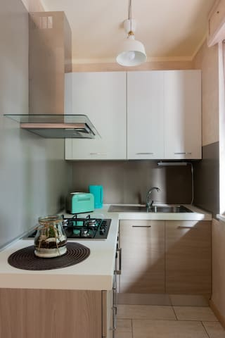 Accogliente appartamento Asti-Sud