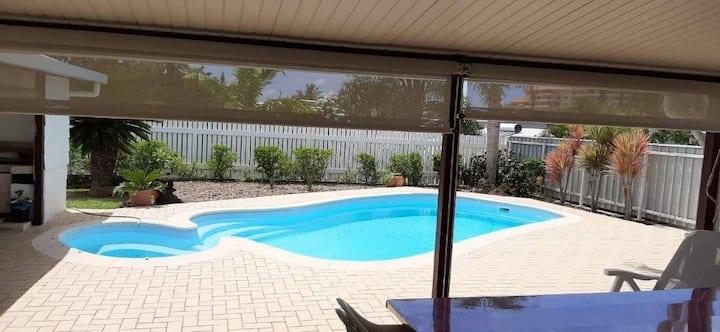 Villa F3 avec piscine
