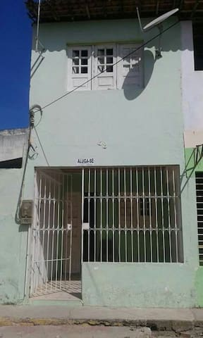 Casa Itamaracá (Temporada de Carnaval) R$1.200 - Ilha de Itamaracá - บ้าน