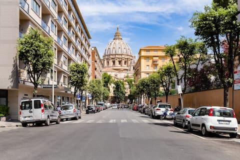 Apartment Vatican Cardinale
