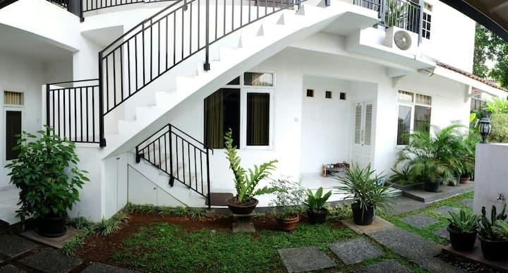 Homey studio in south jakarta
