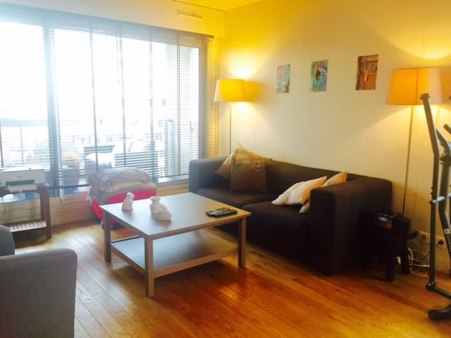 Bel appartement dans boulogne billancourt wohnungen zur - Salon de massage boulogne billancourt ...