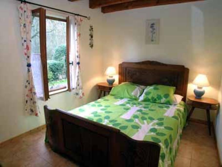 La Roche Double Bedroom