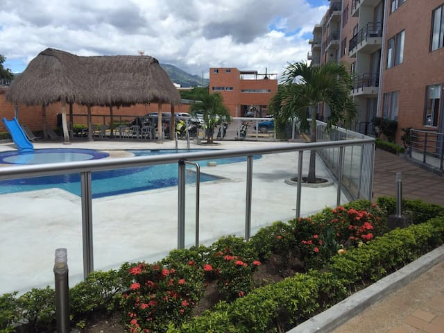 Baratisimo Apartamento con piscina - Ibague  - Apartment