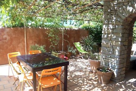 Villa piscine en Cévennes - Quissac, Gard - Huis