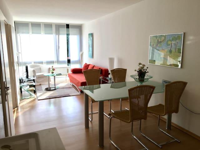 Wohnung in Steinhude mit Meerblick, Pool und Sauna - Wunstorf - Apartment