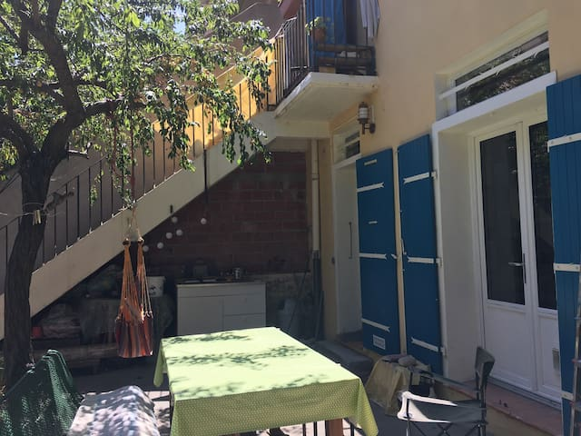 Garden Oasis in the Heart of Perpignan