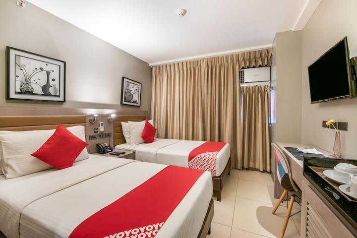 Standard Twin In Solace Hotel