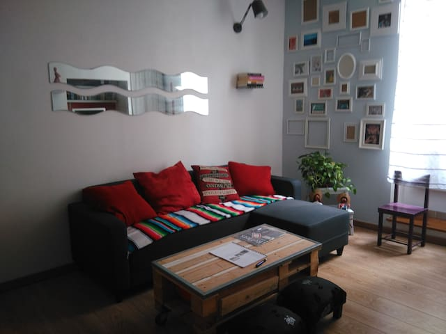 duplex au coeur de Martigues - Martigues - Apartment