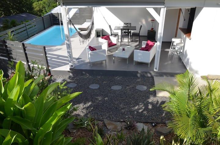 Coco Cannelle Villa 2 Bdrm, Private Pool, Deshaies