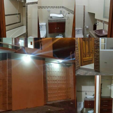 UN LUGAR ESPECIAL COMO EL  HOGAR - Manta - Apartament