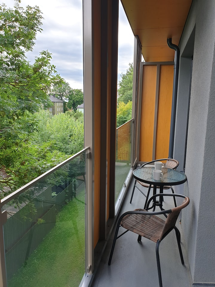 Brand new modern apartment in Tallinn, Telliskivi