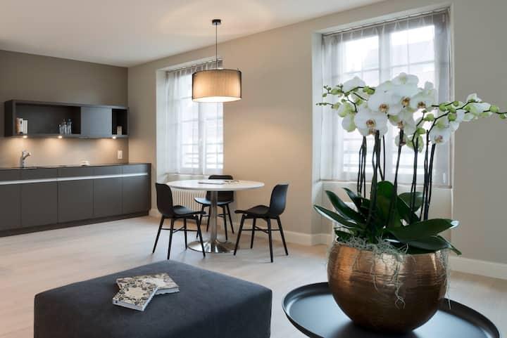 Stilvolles Appartement mit Komfort und Service