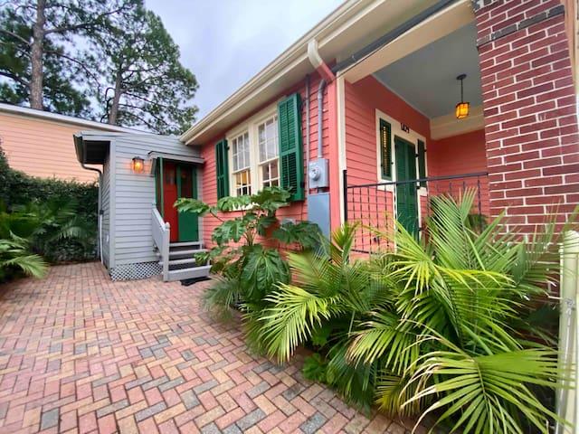 Modern Creole Cottage