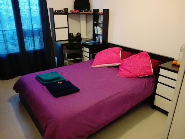 Belle chambre très calme - Alfortville - Flat