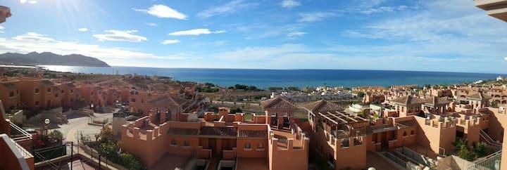 Magisk lägenhet i Isla Plana, Murcia
