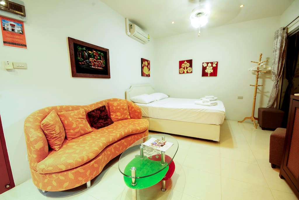 Cozy Studio 35 sqm