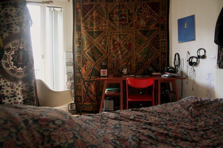 literie neuve en 160 - chambre à louer